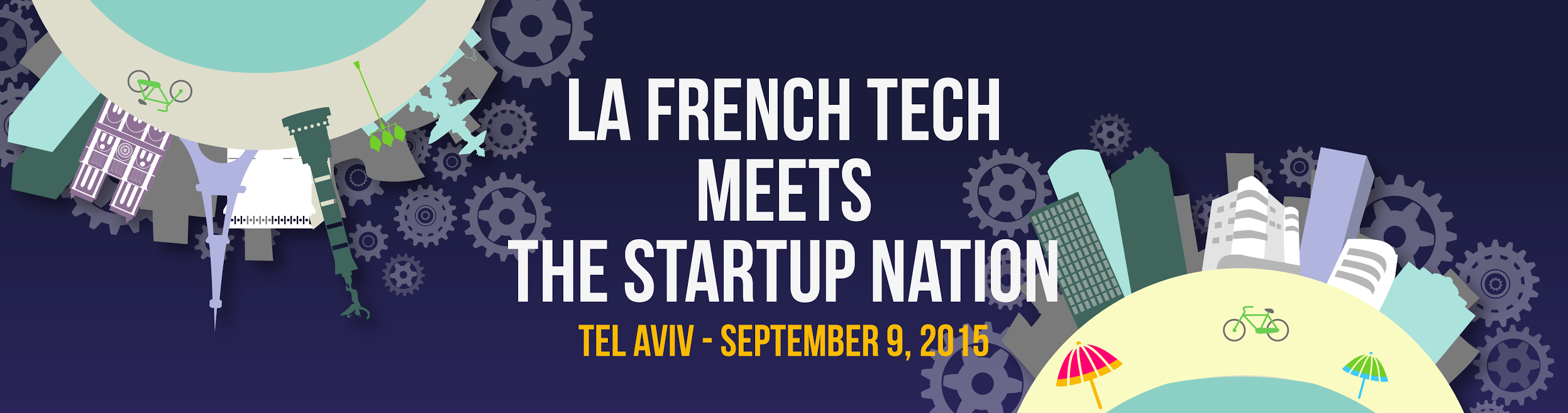 La French Tech meets Startup Nation